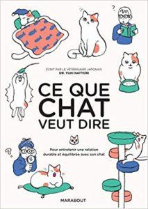 livre Ce que chat veut dire