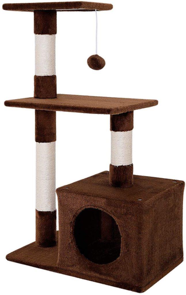 cadeau noël chat arbre a chat
